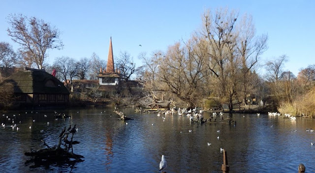 História do Zoológico de Budapeste