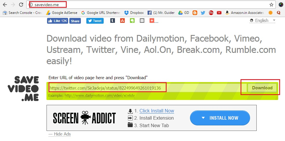Twitter videos how to download twitter videos in pc and android also see how to delete facebook account permanently ccuart Gallery