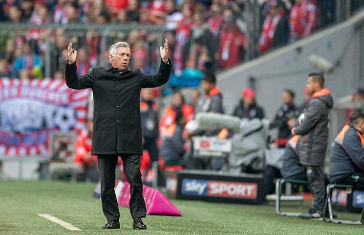 """Ancelotti: """"Coman će ostati u Bayernu"""""""