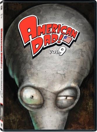 DVD Review - American Dad Vol. 9