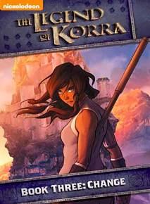 Avatar La leyenda de Korra Temporada 3