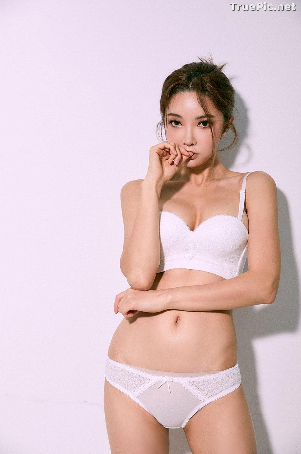 Image Korean Fashion Model - Park Soo Yeon - Open Up Lingerie - TruePic.net - Picture-6