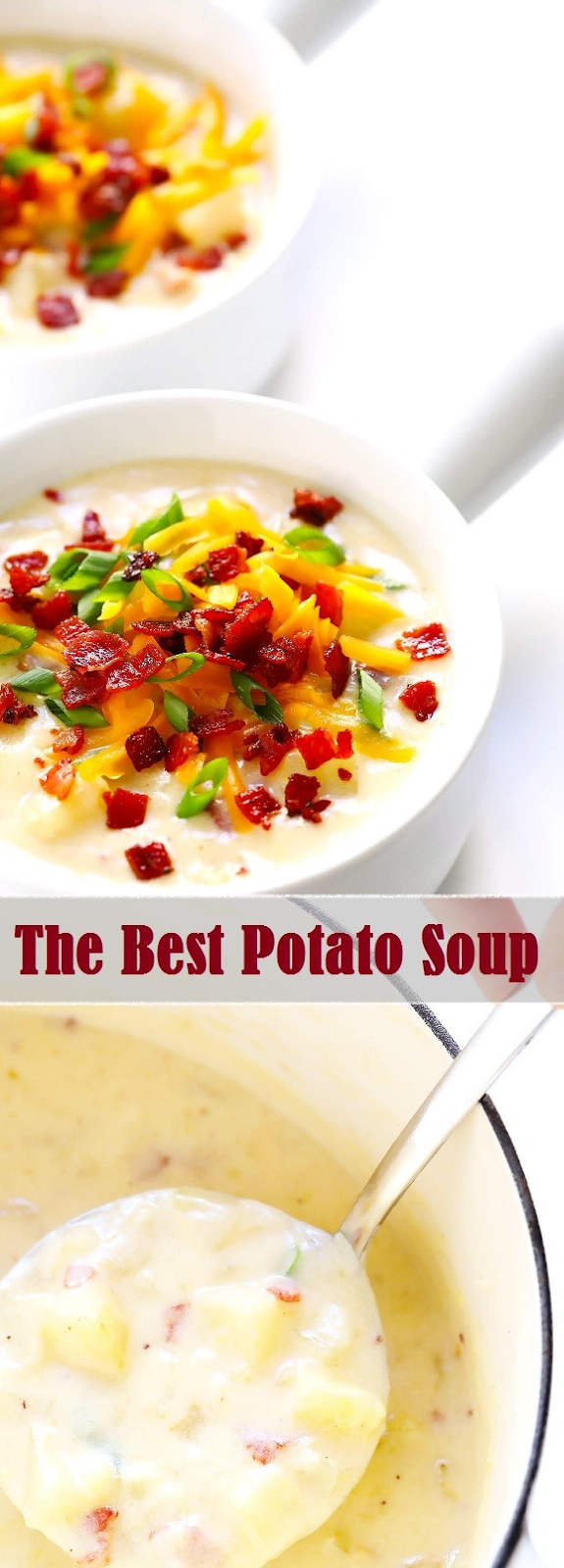 The Best Potato Soup