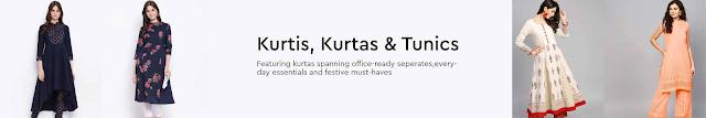 Women's Kurtis Kurtas and Tunics