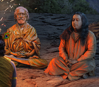 art of Paramahansa Yogananda