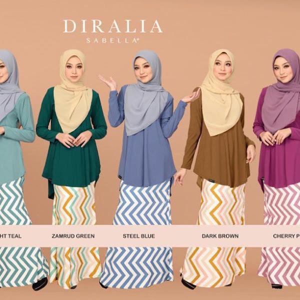Diralia Kurung by Sabella