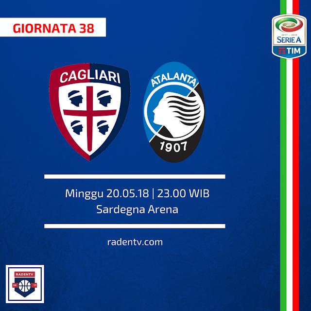 Cagliari vs Atalanta