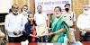 कलेक्टर मैम! आप कलेक्टर कैसे बनी: एमपी बोर्ड टॉपर्स ने अनुग्रह पी IAS से पूछा / Shivpuri News