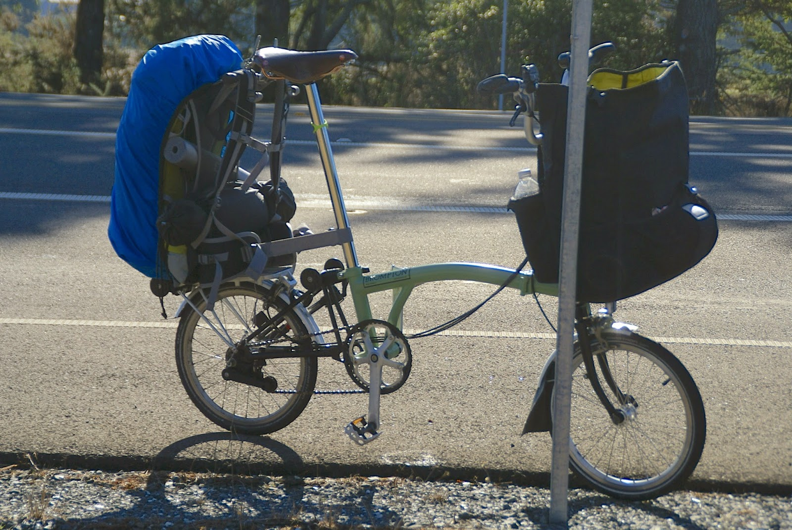 Touring With Brompton