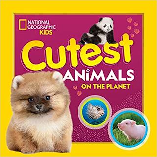 cutest animal book, kids book, national geographic kids book, kids book, natgeo book