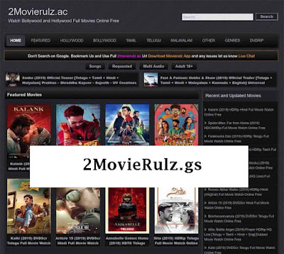 2movierulz.gs- 2020 Latest HD Bollywood Movies Download
