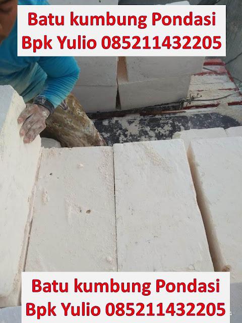 Tips Memilih Batu Kumbung Yang Tepat Untuk pondasi Bangunan Anda