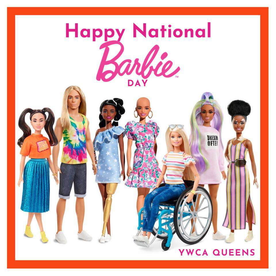National Barbie Day Wishes Awesome Images, Pictures, Photos, Wallpapers