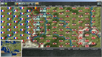 八月炮火(Guns of August),第一次世界大戰回合制策略遊戲!