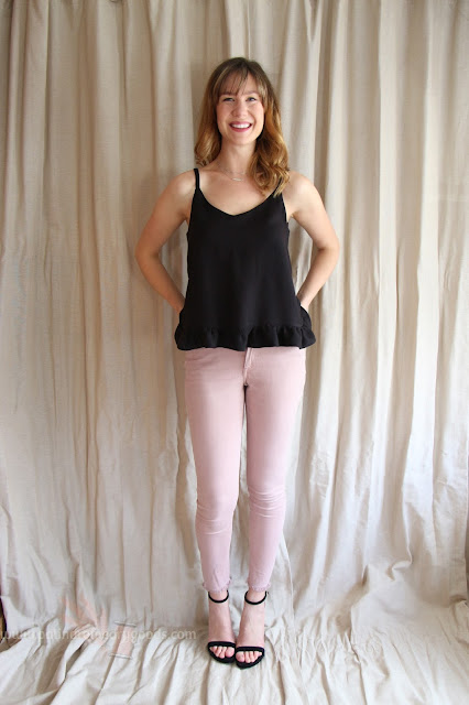 Day and Night Basics - The Ogden Cami