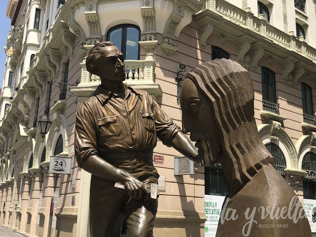 Qué hacer un día en Palencia Victorio Macho y su Cristo