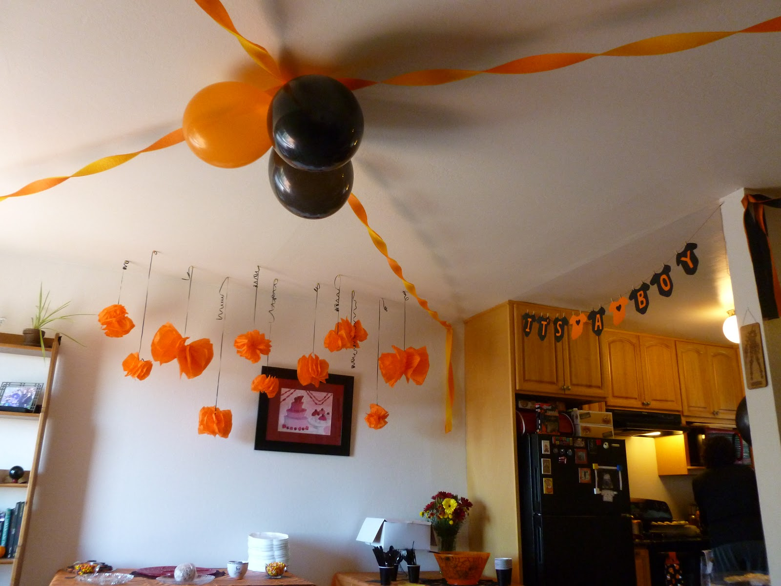 Streamer Decorations For Baby Shower Flisol Home
