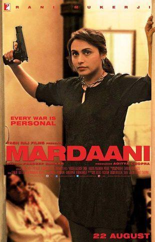 Mardaani 2014 Full Hindi Movie Download BRRip 720p ESub