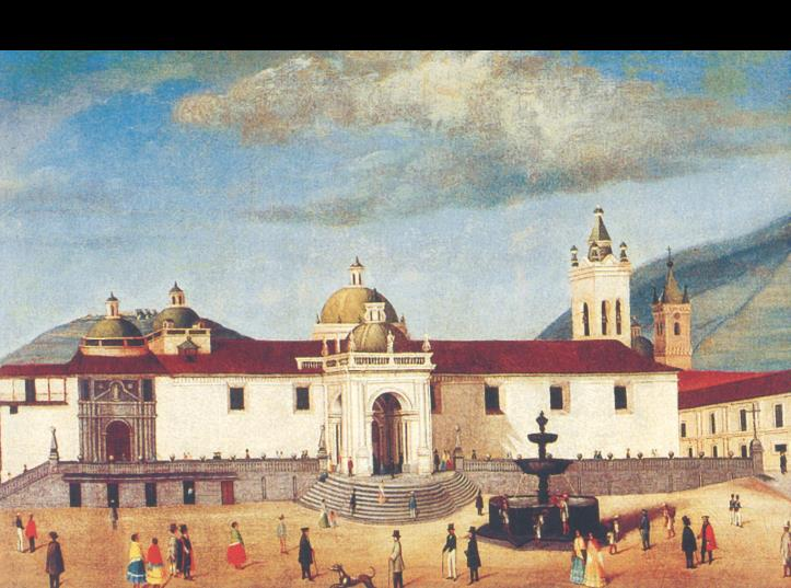Sexto a o de b sica estudios sociales 4 las ciudades en for Casas municipio guayaquil