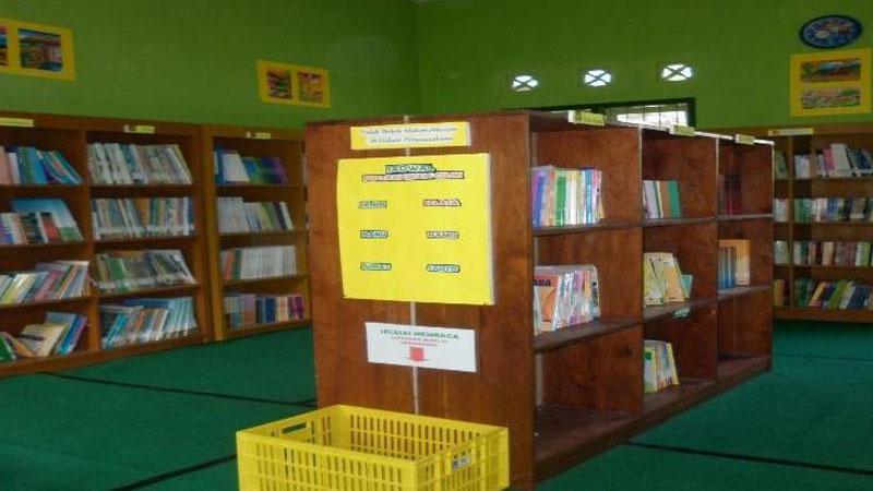 Perpustakaan di Sekolah Hanya jadi Gudang Penyimpanan Buku