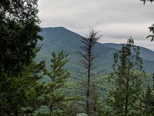 Hoffman Ridge from Jones Mountain