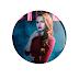 Cheryl (Riverdale) - Botton (#RV005) - 3,8 cm