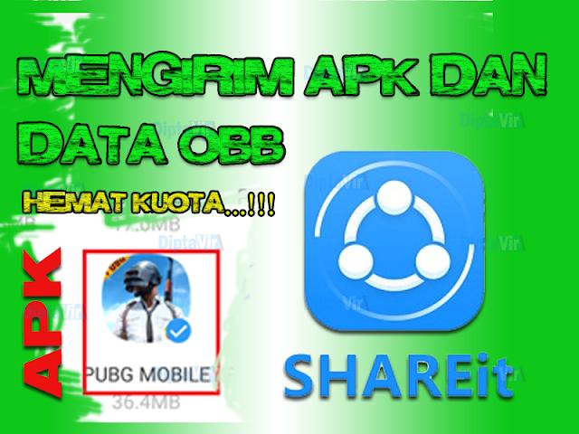 cara-mengirim-apk-dan-data-obb-pubg-mobile