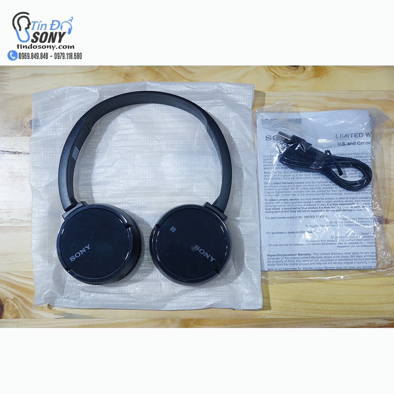 Tai nghe Sony WH-CH500 (Like New Fullbox)