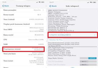 4 Cara Lock 4G LTE Jaringan Xiaomi Semua Tipe