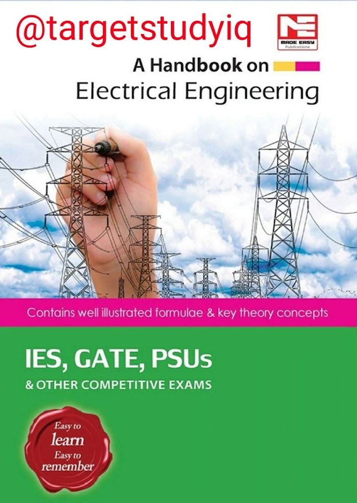 A Handbook on Electrical Engineering e-Book PDF Download