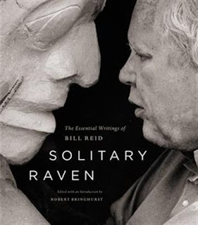what i m reading: solitary raven: the essential writings of bill reid