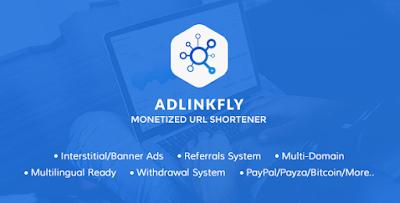 download free adfly url shorterner script