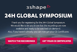 Global Symposium 24h de 3Shape