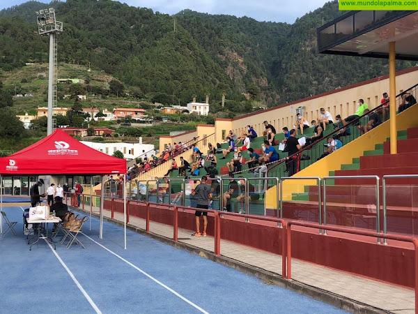 Comienzan las pruebas físicas para 55 personas que aspiran a cuatro plazas de la Policía Local de Santa Cruz de La Palma