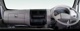 Interior Toyota Dyna