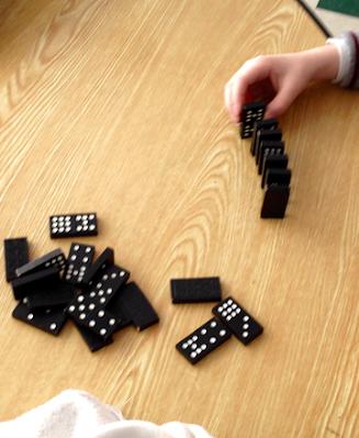 Dominoes for Exploration Thursday