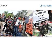 AJI Jakarta: Tangkap dan Adili Pelaku Kekerasan Terhadap Jurnalis di KPK