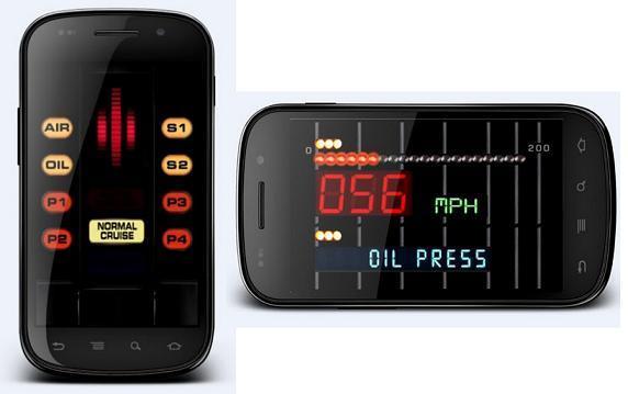 Android APK Apps: KITT Voice Box & Speedometer v1 9 Full Apk App