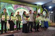 Said Ahmadali dan Mila Maulidar Duta Pelajar Sadar Hukum Aceh 2019
