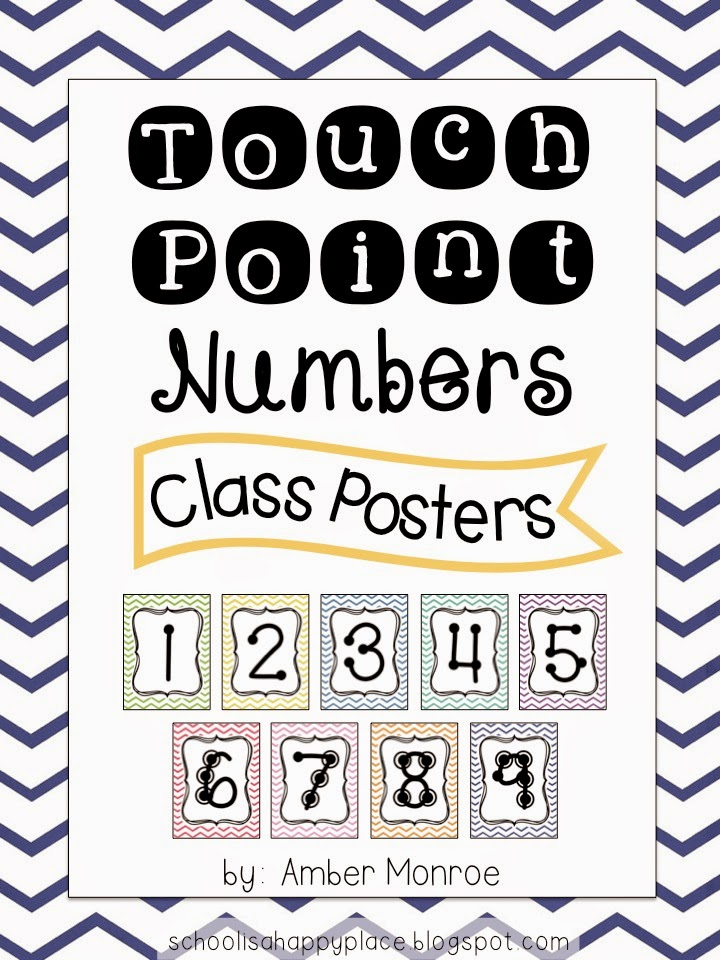 Printables Free Touch Math Worksheets school is a happy place getting to the point with touch math friday july 4 2014