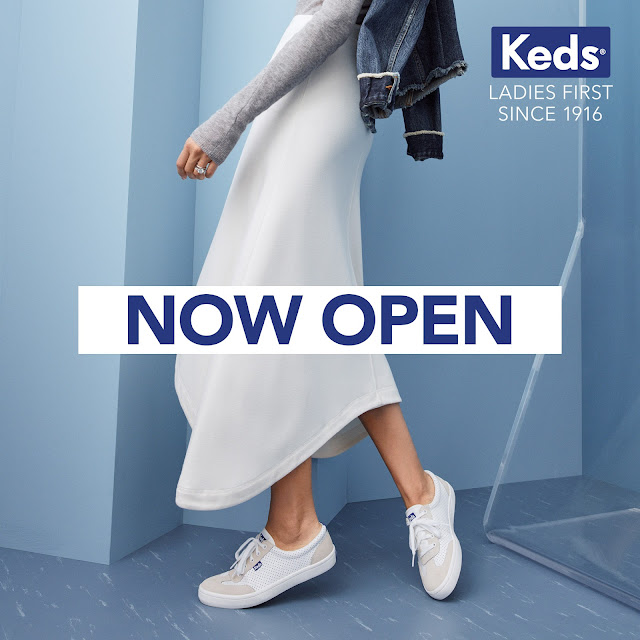 Keds Goes to SM Megamall