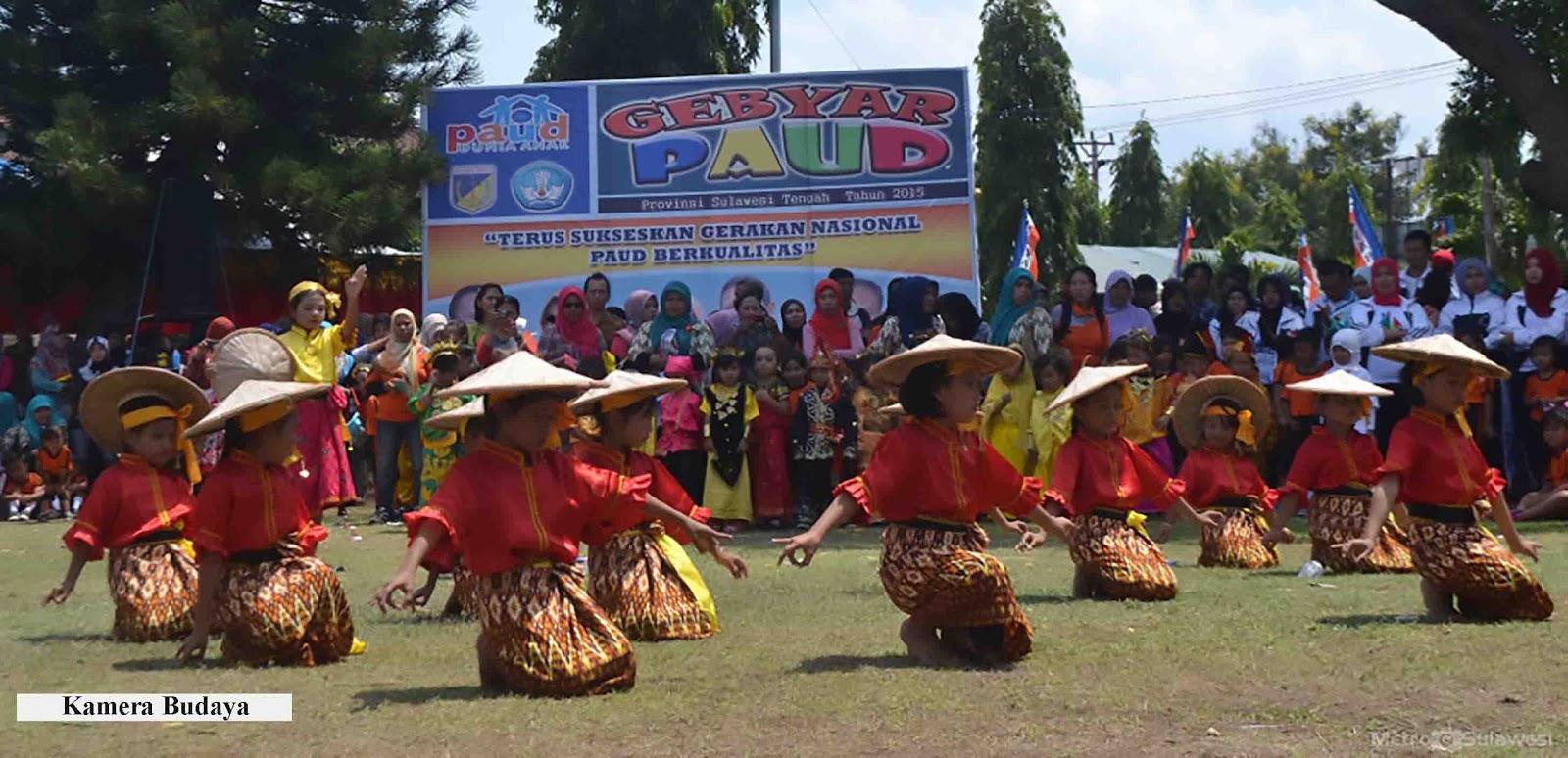 Tari Pamonte, Tarian Tradisional Dari Provinsi Sulawesi Tengah