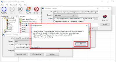 Trik Download Banyak File Menggunakan IDM