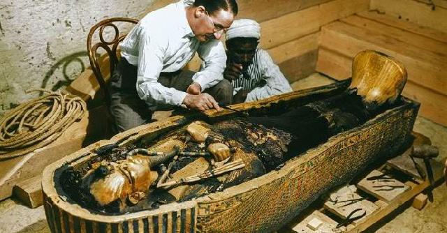 Mumi King Tutankhamun