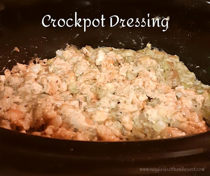 Crockpot Dressing
