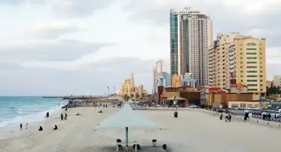 تأمين الزوار لمدينة عجمان