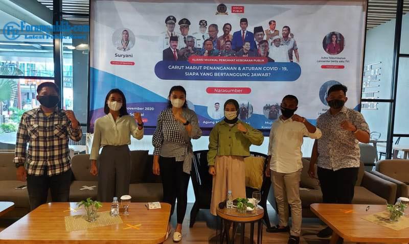 Akibat HRS, Aktivis Milenial Minta Anies Baswedan dan Ridwan Kamil Harus Diproses Hukum yang Jelas Dan Tegas