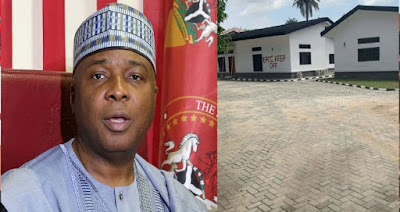 Saraki Reacts As Court Orders Forfeiture Of His Houses In Ilorin