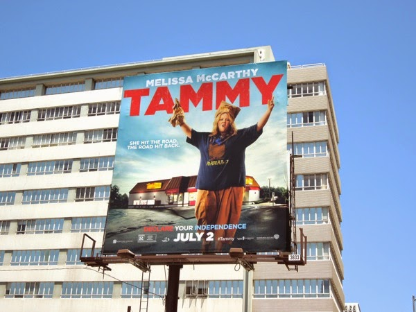 Tammy film billboard