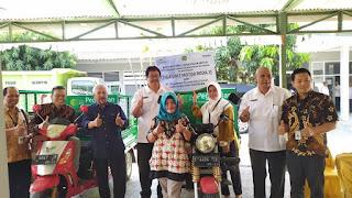 Motor Pengangkut Sampah, Wujud Kota Cirebon Bersih PD Pasar